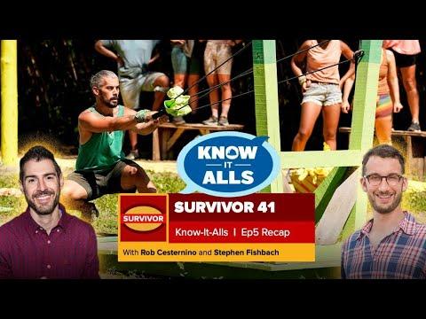 Survivor 41 Know-It-Alls | Episode 5 Recap