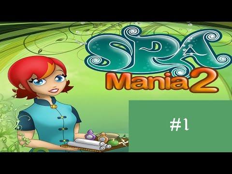 Spa Mania 2 - San Francisco, Level 1 - 5 (#1) (Playthrough) (PC/HD 1080p)