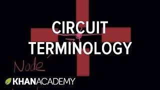 Circuit terminology | Circuit analysis | Electrical engineering | Khan Academy