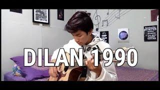Video Dulu Kita Masih SMA - Dilan 1990 Ost (Fingerstyle Cover) MP3, 3GP, MP4, WEBM, AVI, FLV Februari 2018