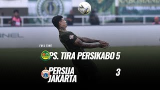 Download Video [Pekan 9] Cuplikan Pertandingan PS. TIRA Persikabo vs Persija Jakarta, 16 Juli 2019 MP3 3GP MP4