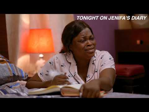 Jenifa's Diary S13EP2- Showing Tonight On AIT (ch 253 On DSTV), 7.30pm