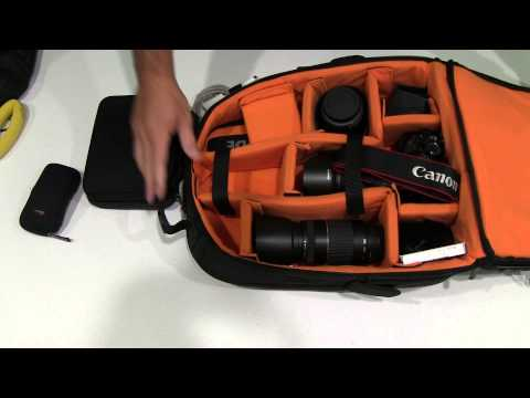 AmazonBasics DSLR and Laptop Backpack Review