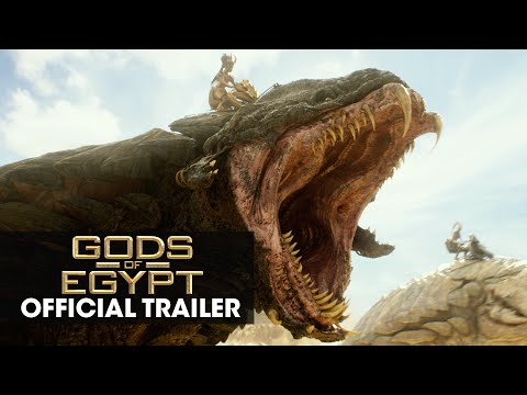 Gods of Egypt (Trailer)