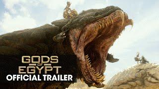 "Gods Of Egypt 2016 Movie  Gerard Butler Official Trailer – ""Battle For Mankind"""