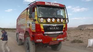 Rallye Oilibya du Maroc 2017 - 1 Etapa