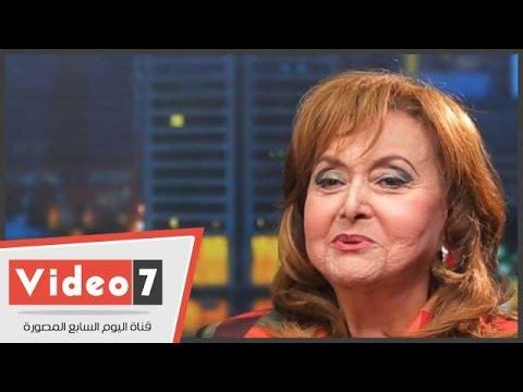 بالفيديو.. الفنانة ليلى طاهر:  «السيسى لازم يأخذ جائزة نوبل»