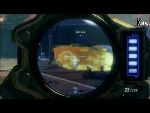 Walkthrough Call of Duty Black Ops 2 - Mission 10 - Xbox 360 mode solo -