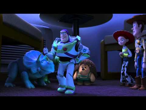 Toy Story of TERROR! Clip 1