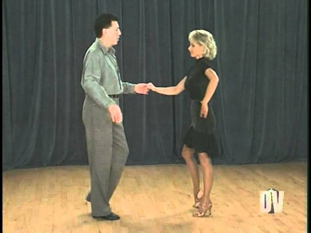 Shadow Variations American Style Rhythm DVIDA Syllabus Advanced I (Silver)