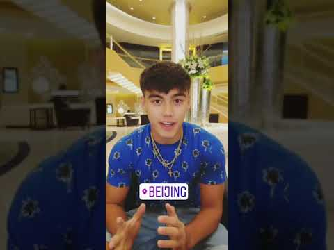 Bailey May is grateful for birthday messages