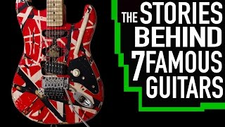 Video The Stories Behind 7 Famous Guitars MP3, 3GP, MP4, WEBM, AVI, FLV Juli 2018