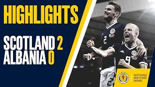 Video HIGHLIGHTS | Scotland 2-0 Albania MP3, 3GP, MP4, WEBM, AVI, FLV September 2018