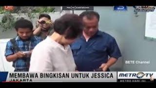 JESSICA Terancam Hukuman Mati, Ibunda MenJenguk Di Rutan, Dan Ini Pesan Jessica Sebelum DiHUKUM
