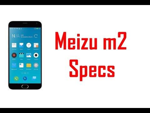 Meizu m2 Specs & Features