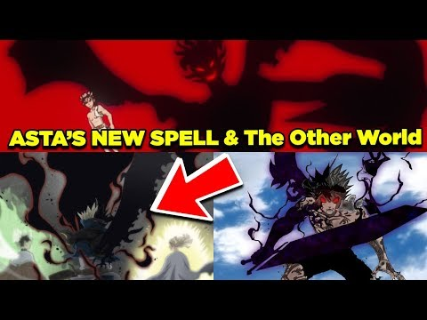 Black Clover Reveals Asta & Yuno's NEW JAW DROPPING Power & How They Will DEFEAT The Devil THEORY