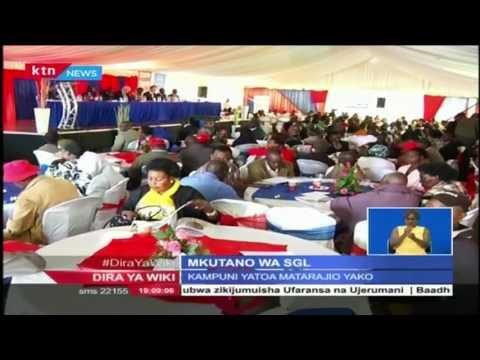 Wanahisa wa Shirika la Standard Group wafanya mkutano wao mkuu wa mwisho wa mwaka wa 2015