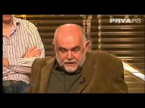 Šešir profesora Koste Vujića 200112_TVPrva Veče sa Ivanom Ivanovićem - 4.deo