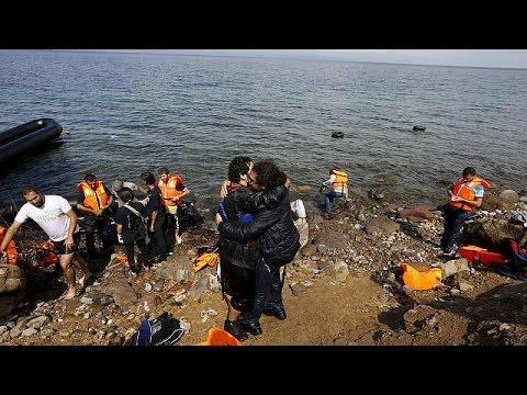 Λέσβος: Οριακή η κατάσταση με τους πρόσφυγες – Εν αναμονή του «hot spot»