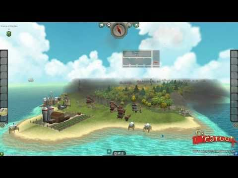 Picaroon: MMORTS - with three great ways to play