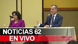 Alcalde de Los Ángeles apoyo a la comunidad latina – Noticias 62 - Thumbnail