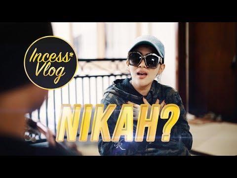 """KODE KERAS INCESS MAU """"NIKAH""""   BTS WANITA LAIN   #IncessVlog"""