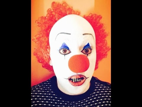 🤡  IT PAGLIACCIO ASSASSINO PENNYWISE 🤡  MAKEUP TUTORIAL