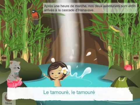 ► Chanson-pour-enfants-en-français-la-vahiné