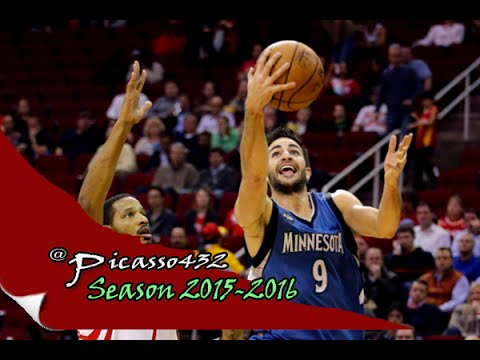 Ricky Rubio - Full Highlights vs Rockets [9Pts,12Ast] - (2016 01 13)