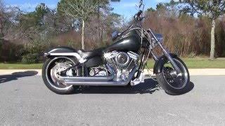 8. 2008 American Ironhorse Classic Motorcycle