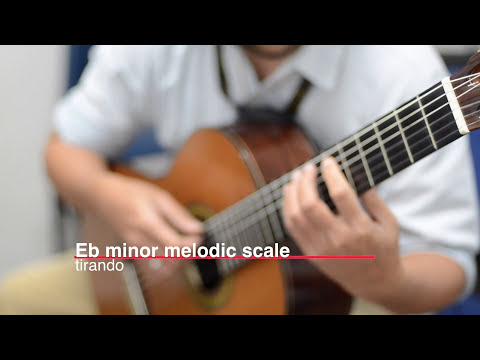 ABRSM Classical Guitar Scales and Arpeggios Grade 8