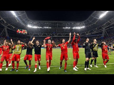 Fußball-WM 2018 Viertelfinale: Belgien siegt 2:1 gege ...