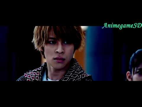 [MAD] Kamen Rider Generation vs Dr Pacman Missing Piece (видео)