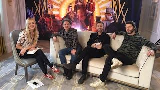 Take That - Facebook Live (02/17/2017)