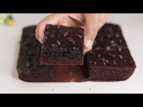 No Oven Brownies Recipe | Super Easy Brownies Recipe | Brownies Recipe by BD Food World