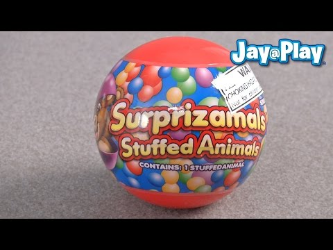 Surprizamals Stuffed Animals & Cuties from Beverly Hills Teddy Bear Company