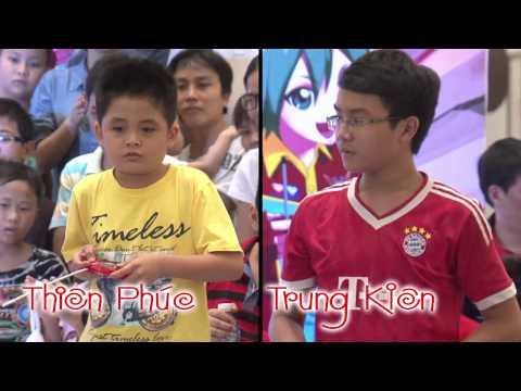 Clip Chung ket Cup tu hung mo rong 22 05 2014 - Thời lượng: 6:21.
