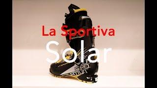 Универсальный ботинок для скитура La Sportiva Solar