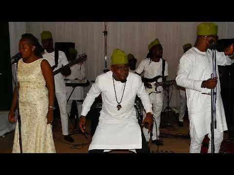 AWESOME BAND JAMZ AT SENATOR OMISORE'S BIRTHDAY..
