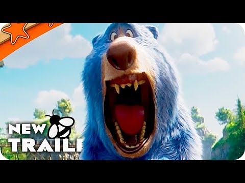 WONDER PARK Trailer 2 (2019) Animation Movie