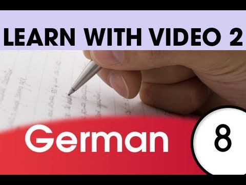 Learn German with Video – German Expressions and Words for the Classroom 1