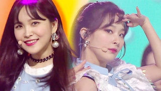 Video 《EXCITING》 Red Velvet (레드벨벳) - Rookie @인기가요 Inkigayo 20170212 MP3, 3GP, MP4, WEBM, AVI, FLV Maret 2018