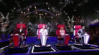 Pemuda,ambon Lolos Audisi The Voice Di BELANDA Video