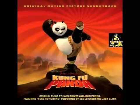Kung Fu Panda Müziği, Kung fu fighting şarkısı