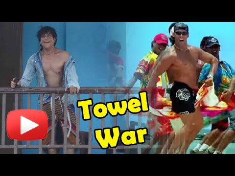 Shahrukh Khan Does Towel Dance For Fan | MUST WATC