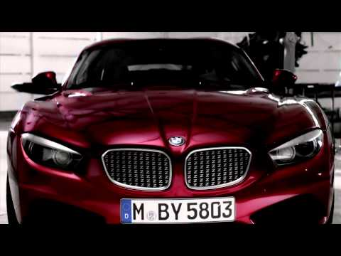 BMW Zagato Coup - the full story