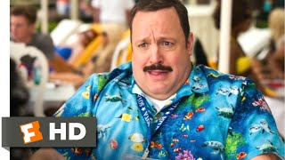 Paul Blart: Mall Cop 2 (2015) - Being a Bit Transparent Scene (1/10) | Movieclips