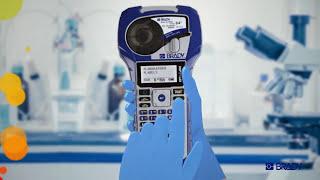 Video Brady BMP21-LAB Drucker