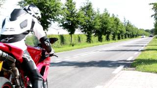 6. The reason to buy a Ducati! Ducati 1098s with full Termignoni!