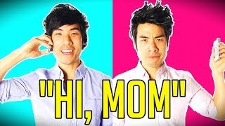 Video What You Say To Mom Vs  What You Mean MP3, 3GP, MP4, WEBM, AVI, FLV Oktober 2018